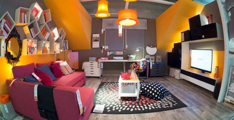 Grand choix dans les magasins recommandés par SANAKA Design pour l'accompagnement shopping
