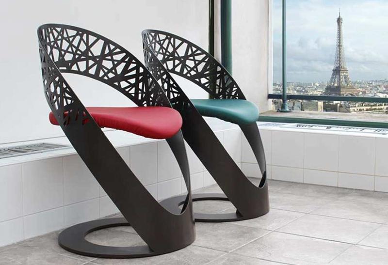 Quelques chaises design recommandées par SANAKA Design