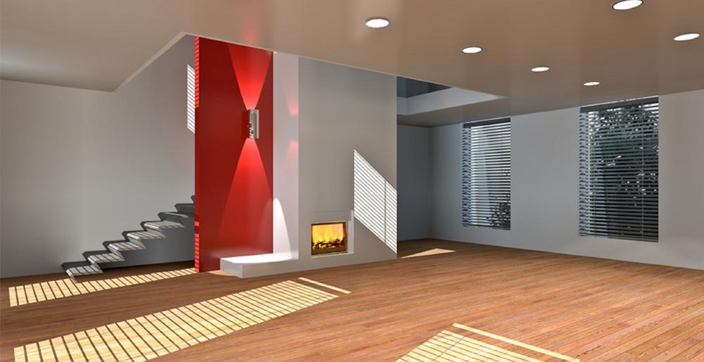 Potentiel d'un salon lors d'un diagnostic avant achat immobilier par SANAKA Design