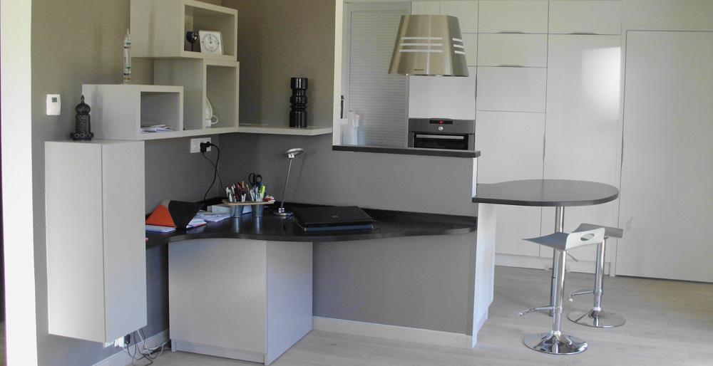 Appartement mis en valeur par notre service de Home Staging