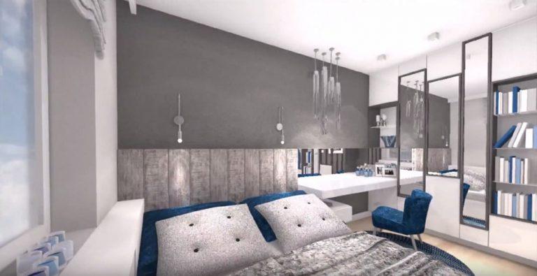 Rénovation d'une chambre avec SANAKA Design architecte d'intérieur