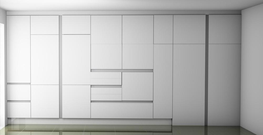 Meuble design créé par SANAKA Design