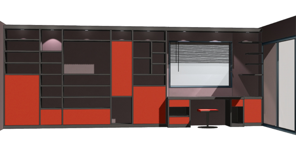 Pla 3D pour le design mobilier de SANAKA design