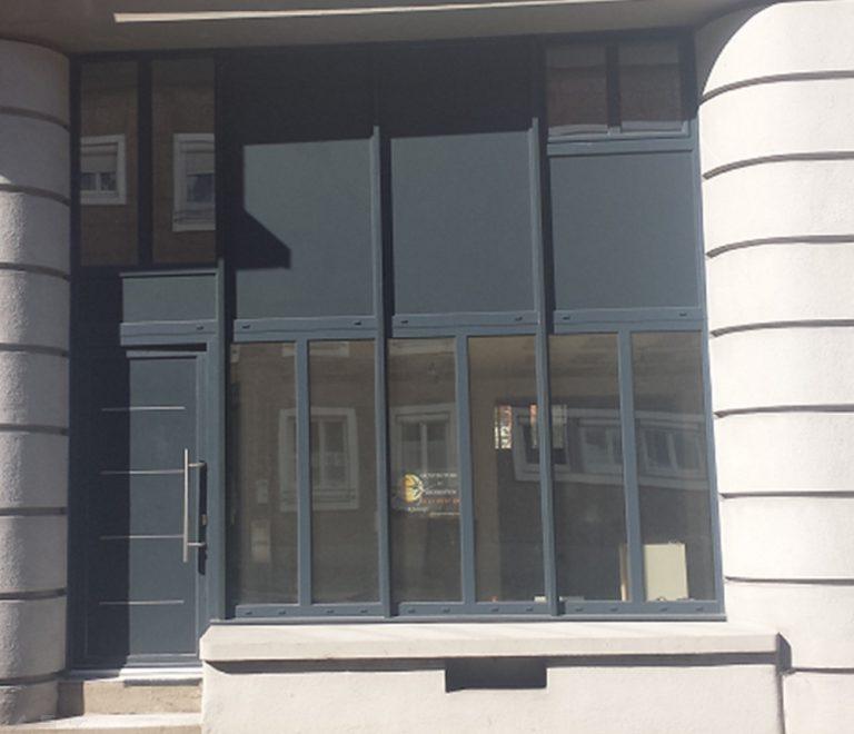 Rénovation de la facade d'un loft