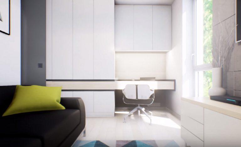 Rénovation et aménagement d'un appartement